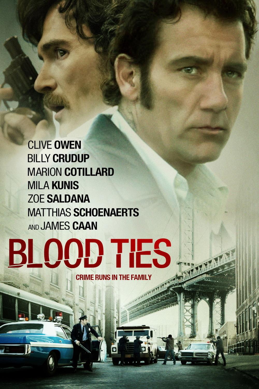 Blood Ties DVD Release Date | Redbox, Netflix, iTunes, Amazon