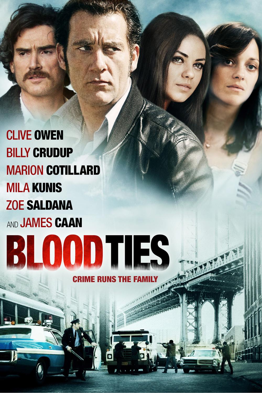 blood ties dvd release date redbox netflix itunes