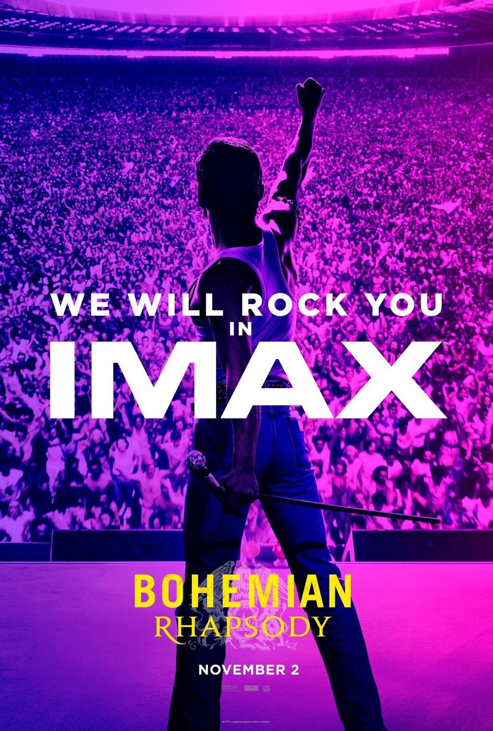 Bohemian Rhapsody DVD Release Date | Redbox, Netflix, iTunes