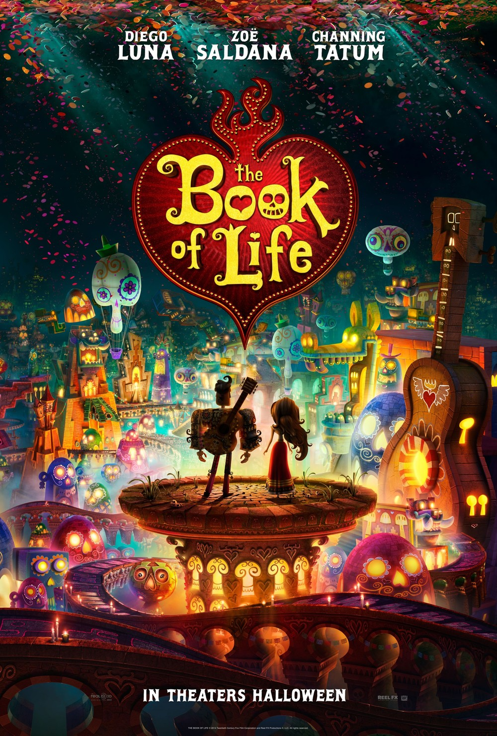 The Book of Life DVD R...