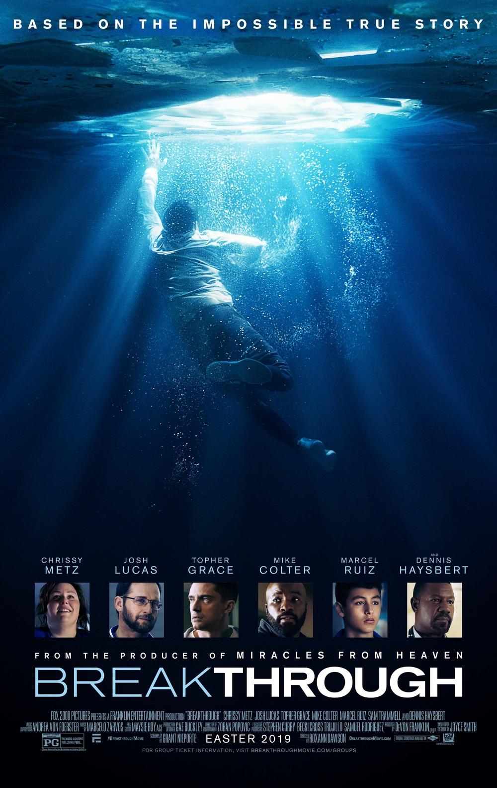 Breakthrough DVD Release Date   Redbox, Netflix, iTunes, Amazon