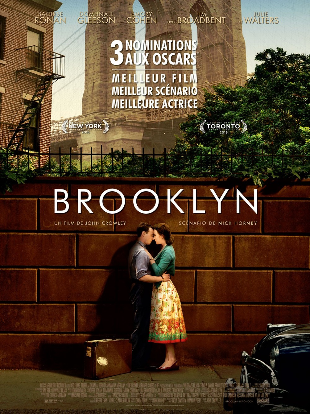 brooklyn dvd release date redbox netflix itunes amazon