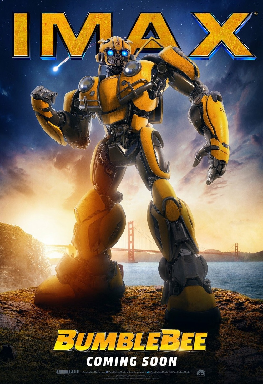 bumblebee film 2019