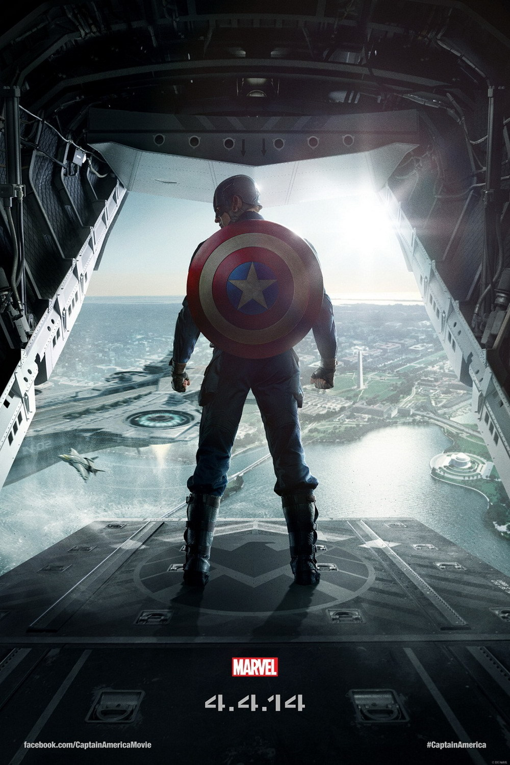 Captain america release date in Sydney