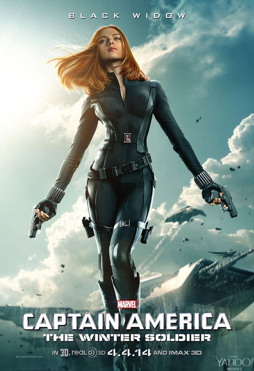 Captain America The Winter Soldier Deutsch
