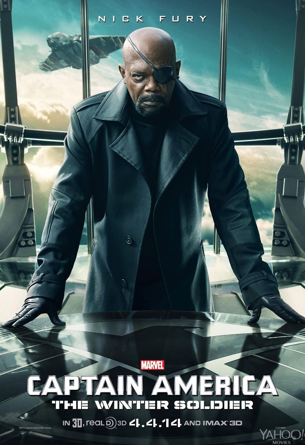 Captain America Winter Soldier Netflix