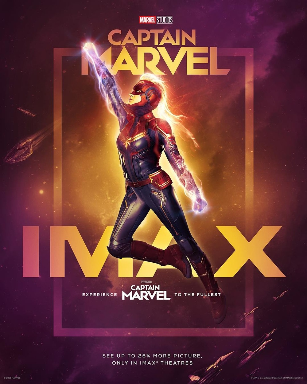 Captain Marvel Release Date