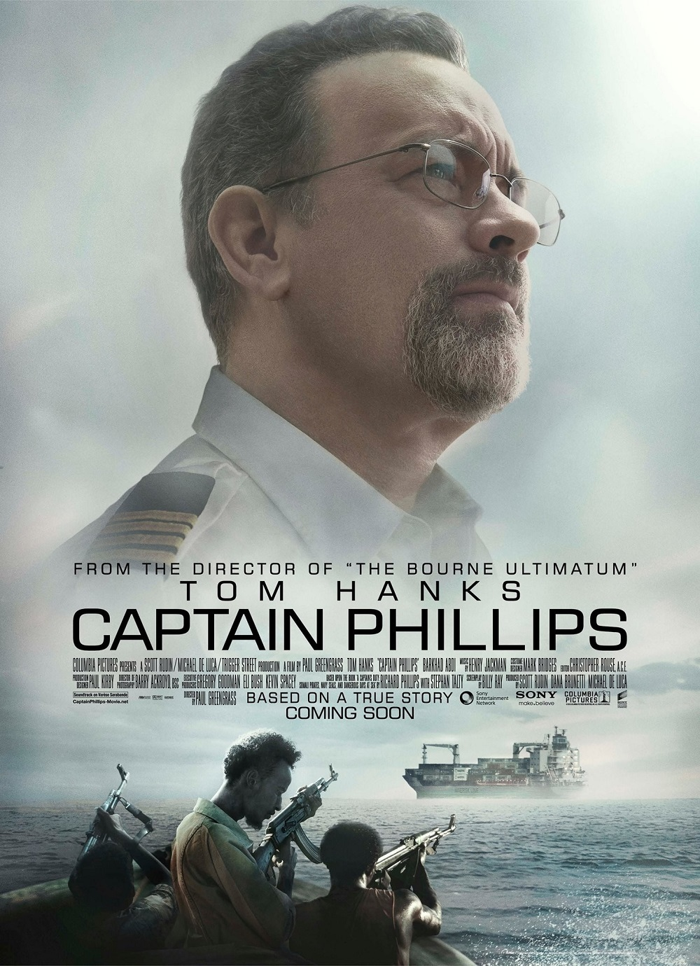 Captain Phillips DVD Release Date | Redbox, Netflix ...