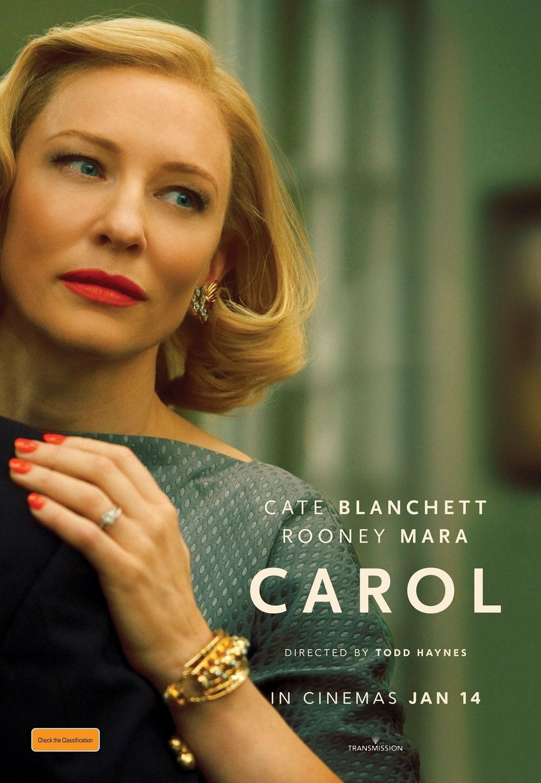 Carol release date in Sydney