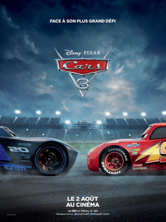 cars 3 dvd release date redbox netflix itunes amazon. Black Bedroom Furniture Sets. Home Design Ideas