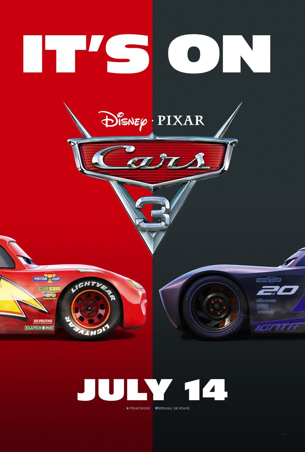 Cars  Blu Ray Dvd