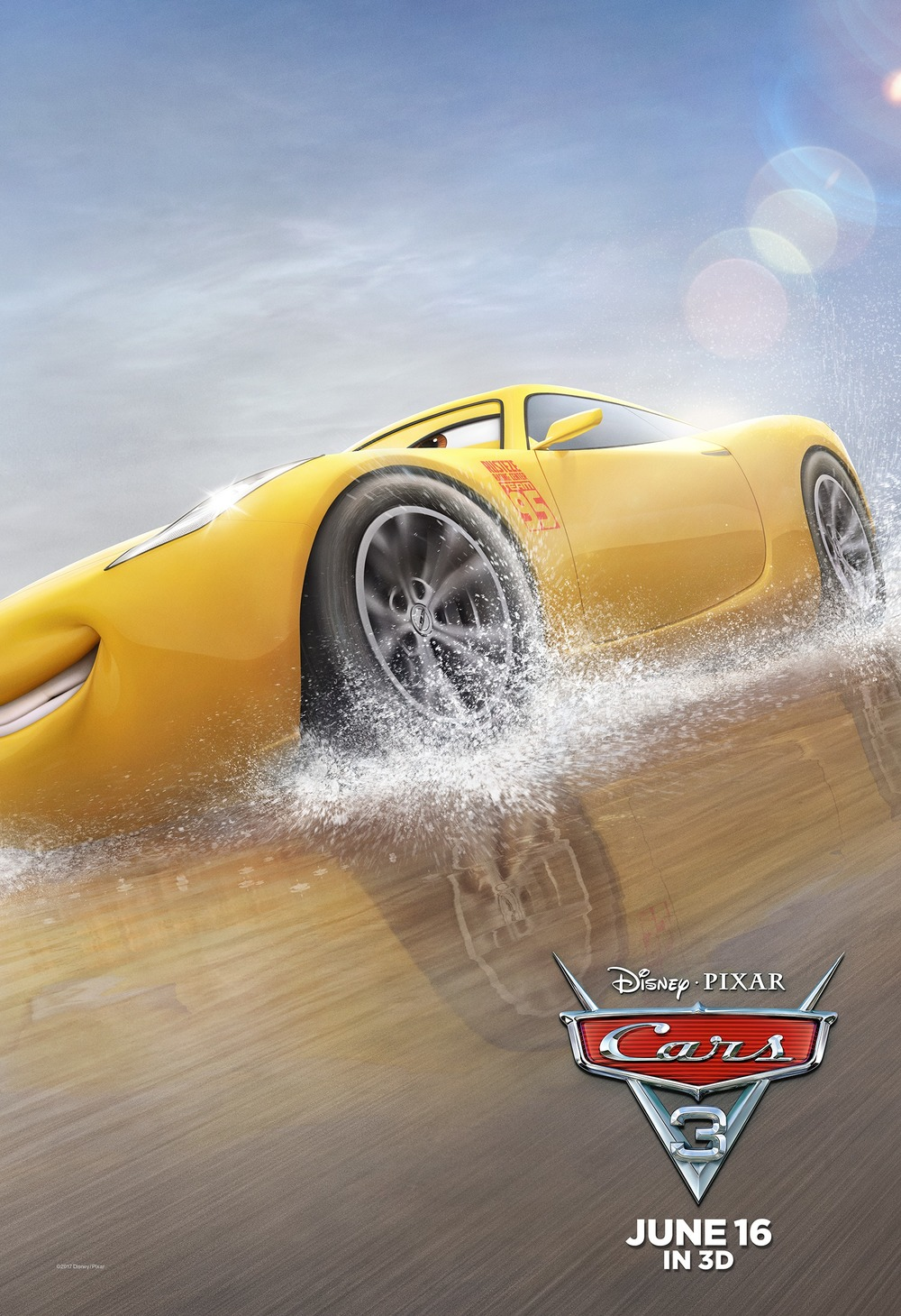 Cars 3 Poster | www.imgkid.com - The Image Kid Has It!