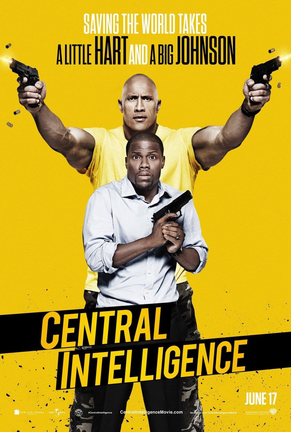 Central Intelligence Stream Movie2k