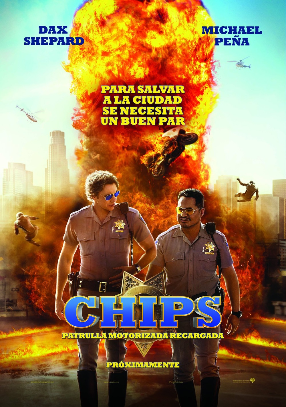 Chips Dvd Release Date Redbox Netflix Itunes Amazon