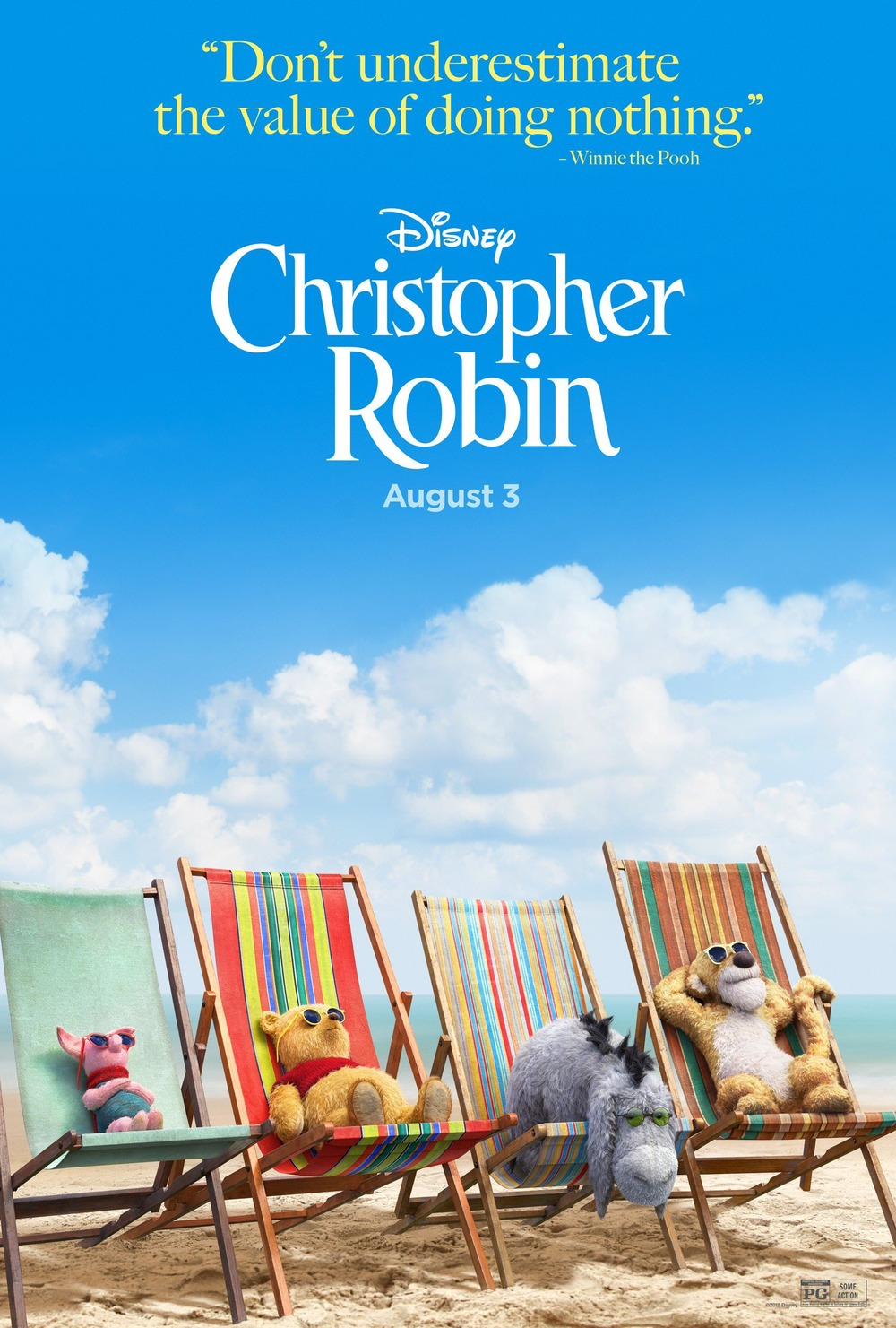 Christopher Robin DVD Release Date Redbox Netflix
