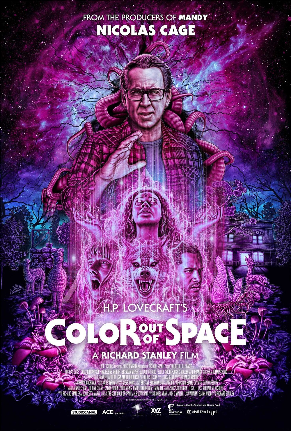 Color Out Of Space Dvd Release Date Redbox Netflix Itunes Amazon
