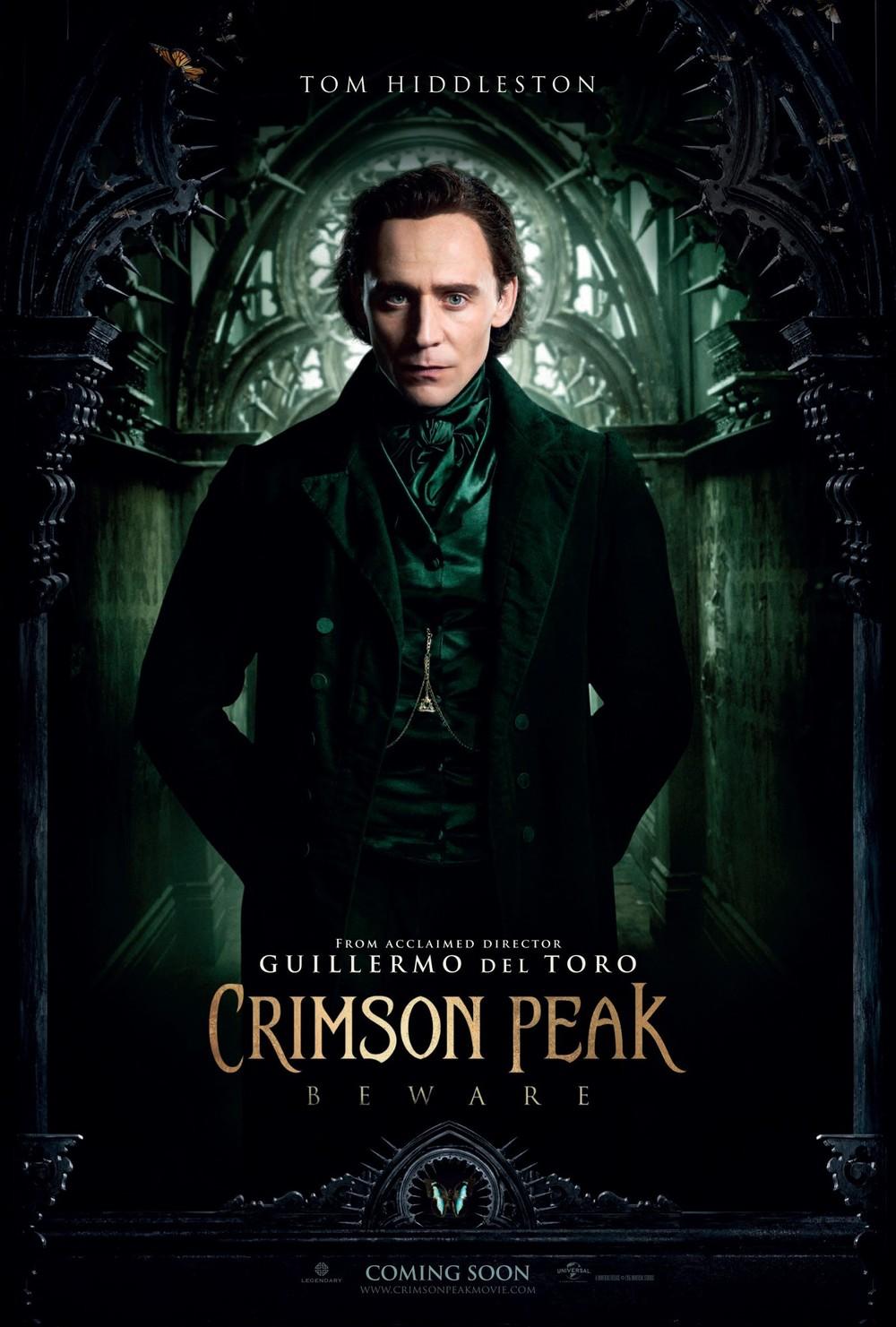 Crimson Peak Movie4k
