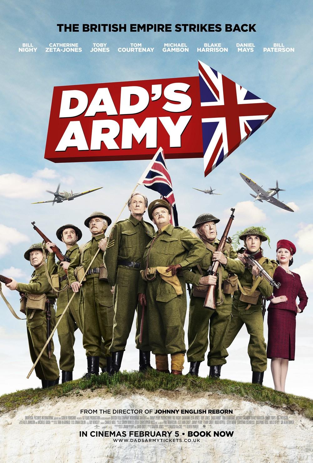 Dad's Army DVD Release Date | Redbox, Netflix, iTunes, Amazon