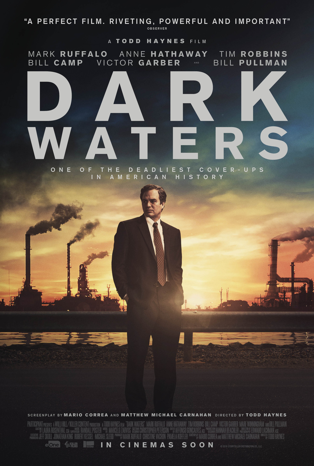 Image result for dark waters movie
