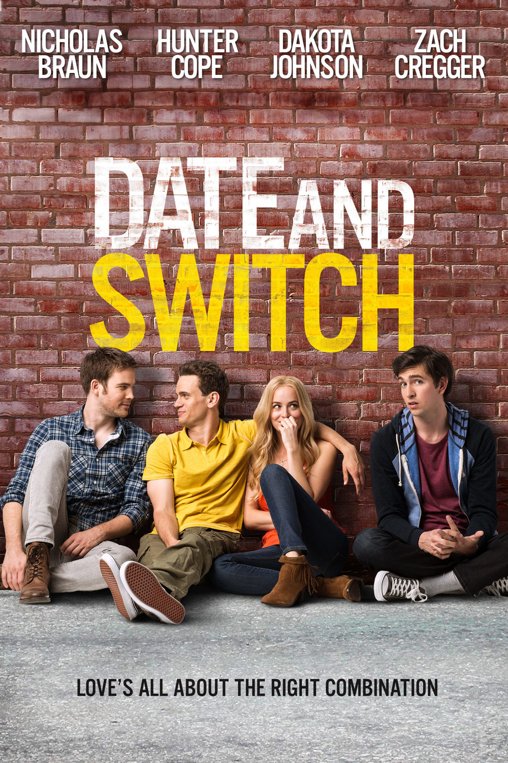 Date and Switch - DVD Covers & Labels by CoverCity