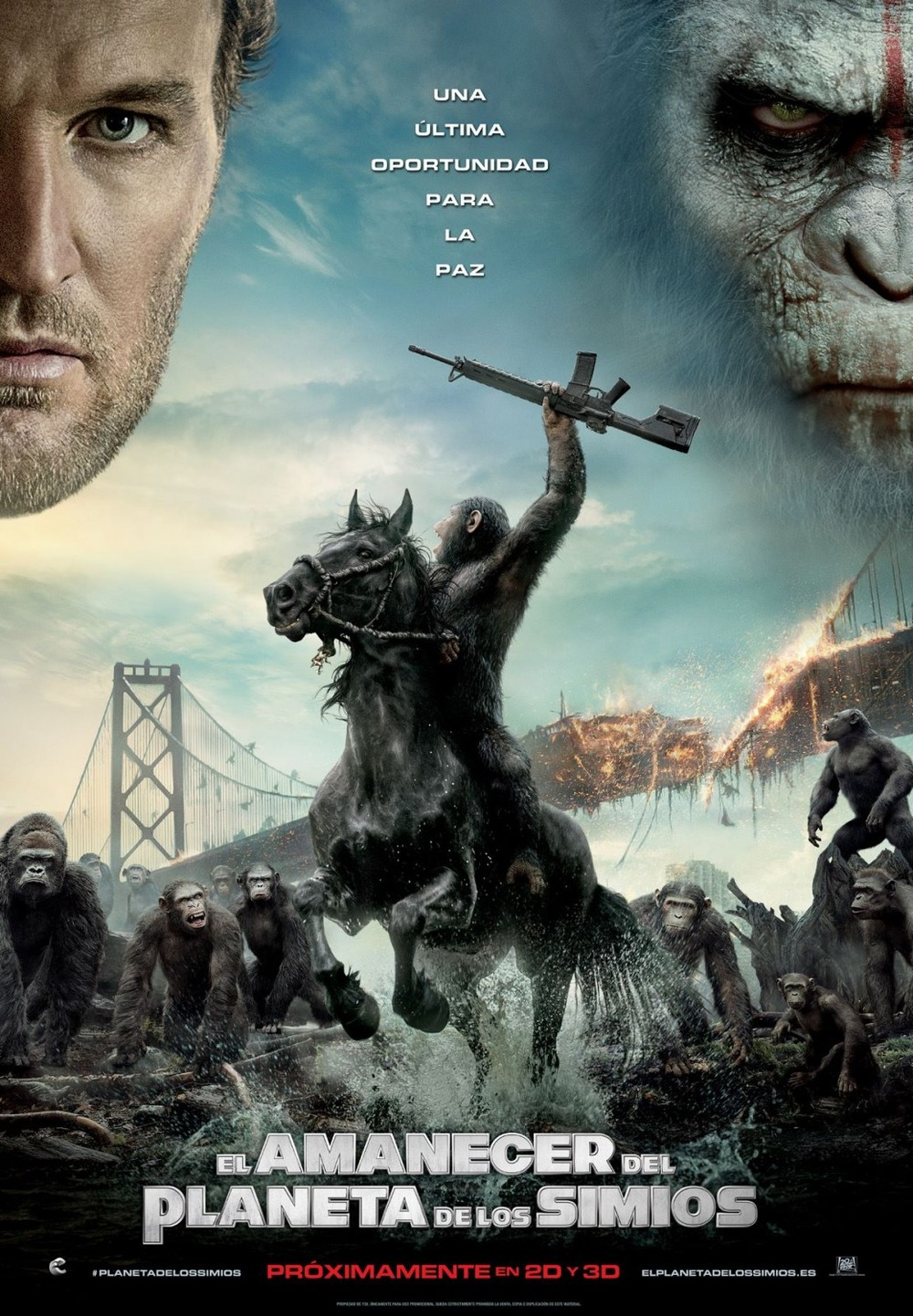 Ondertitels Dawn of the Planet of the Apes - …