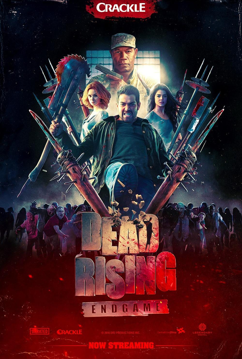 Dead Rising Endgame Dvd Release Date Redbox Netflix Itunes