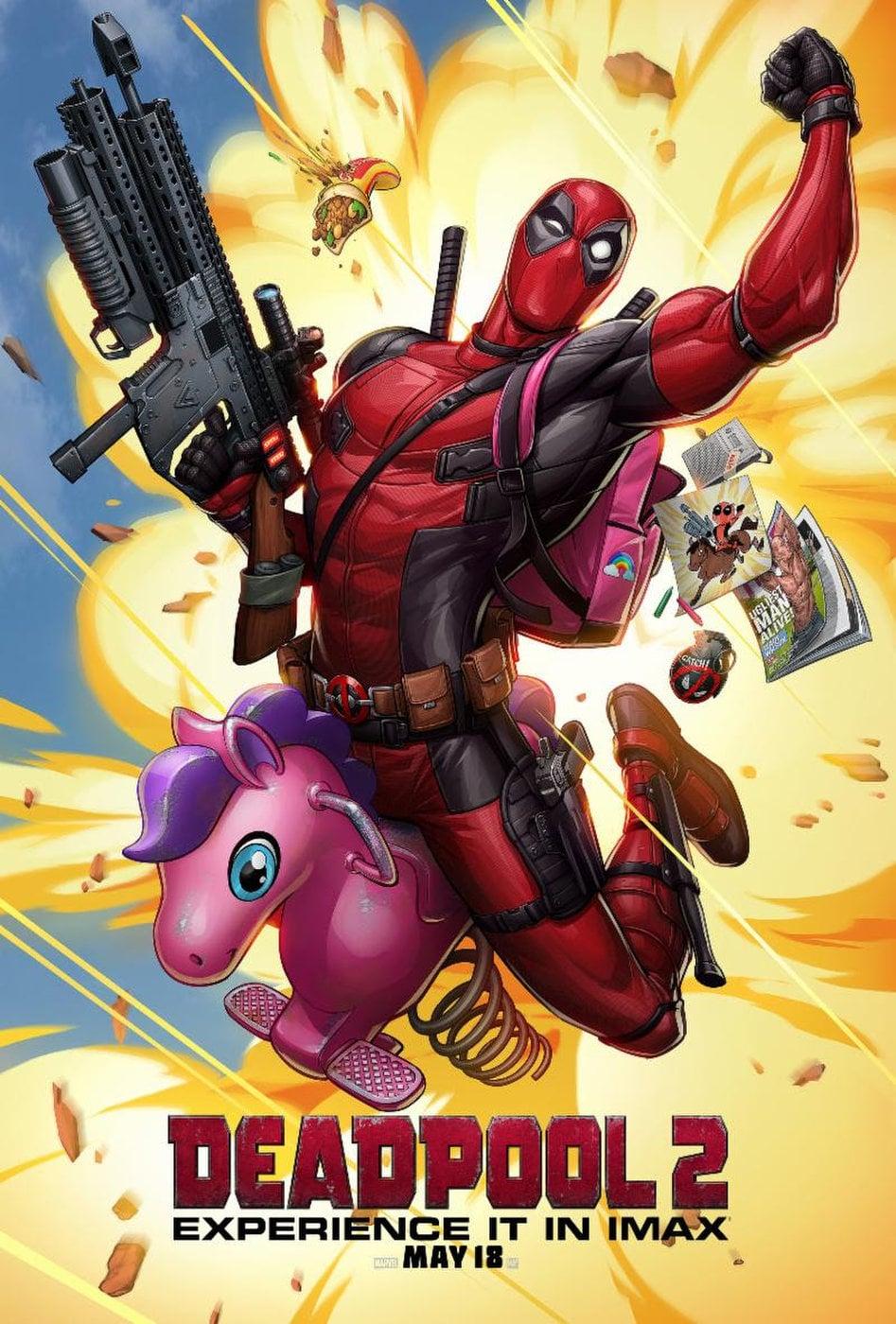 Deadpool 2 Amazon
