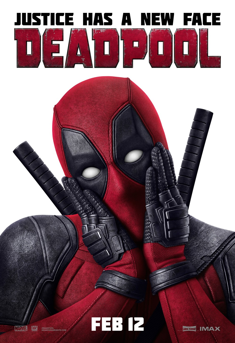 Deadpool 2 Release Time