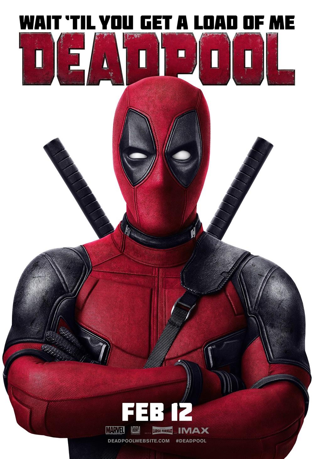 Deadpool dvd release date in Auckland