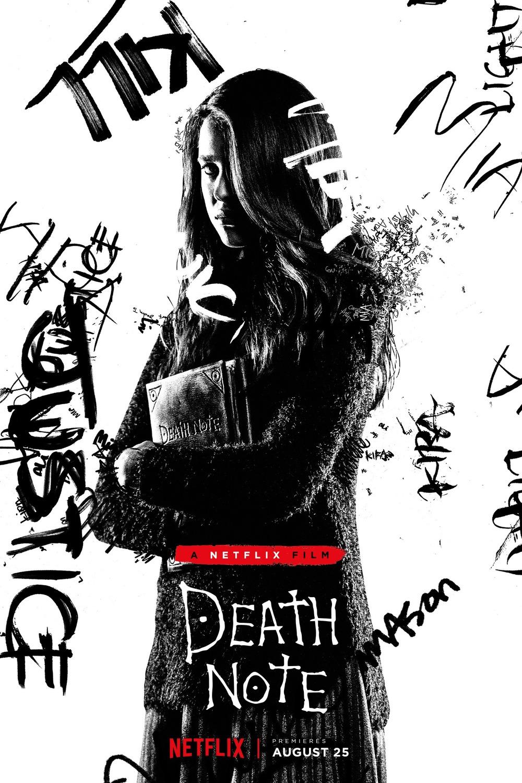 Whitewashing Claims Its Next Victim - Death Note