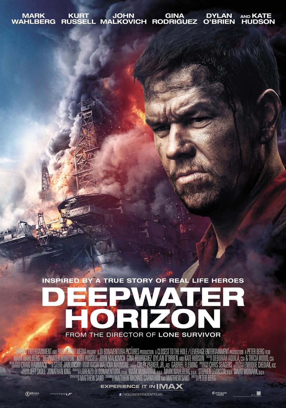 Deepwater Horizon DVD Release Date | Redbox, Netflix, iTunes, Amazon