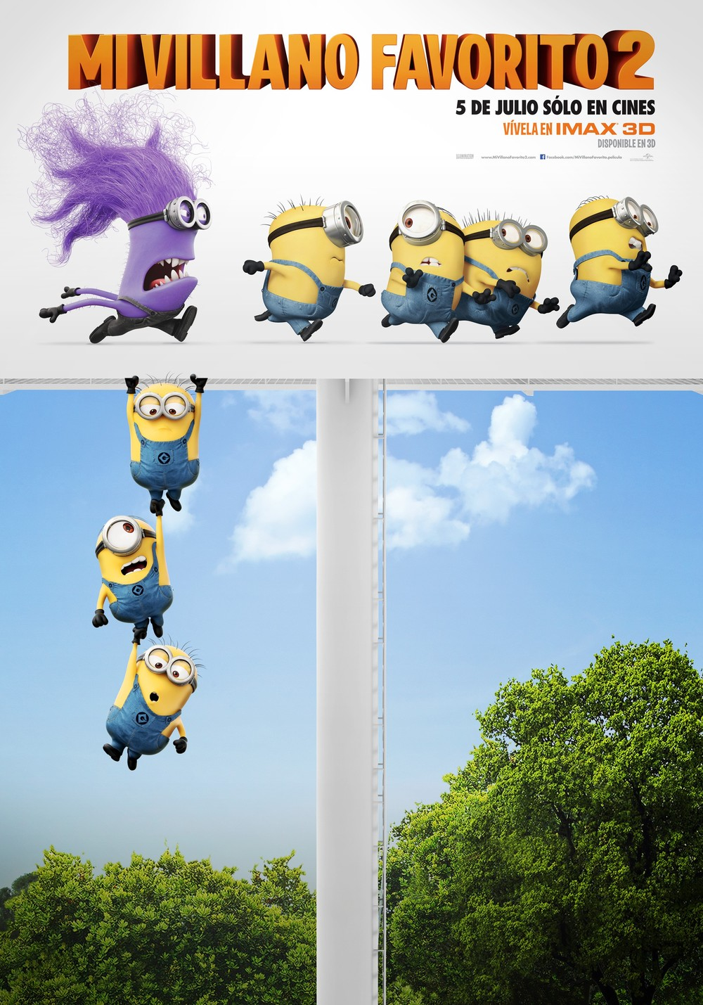 Despicable me 2 online dating