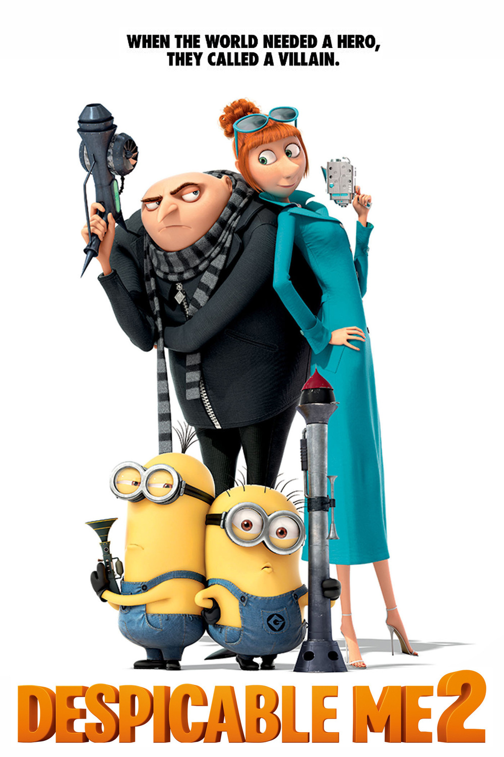 Despicable me 2 release date in Perth