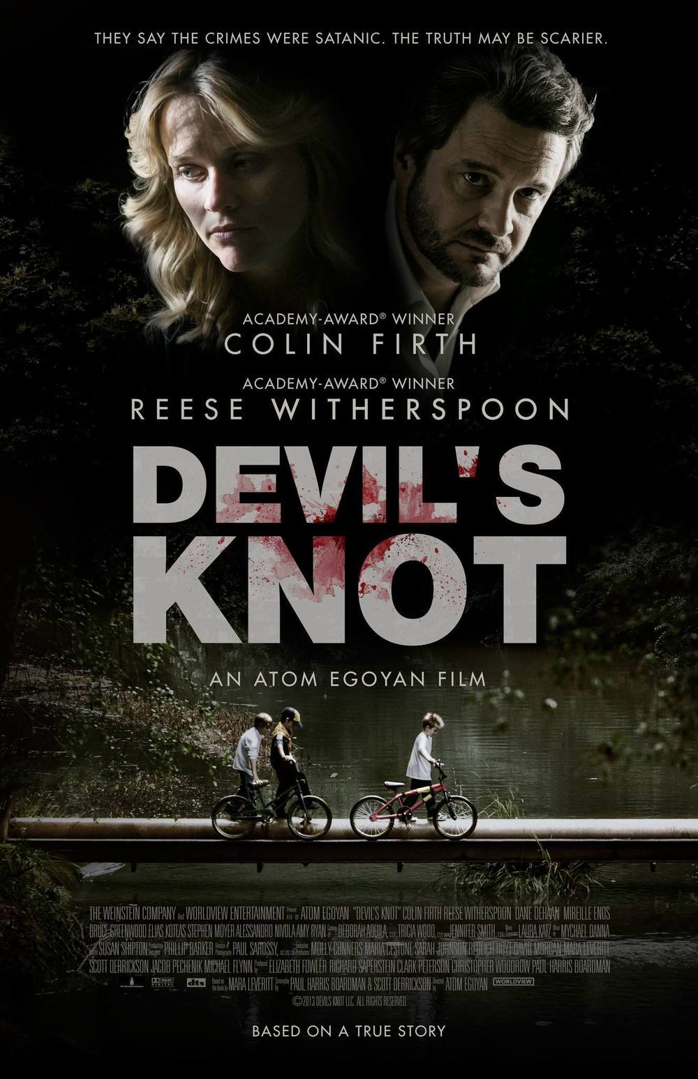 devils knot Director atom egoyan's devil's knot arrives somewhat anticlimactically for those  who have been gripped by the lurid true crime tale over the.