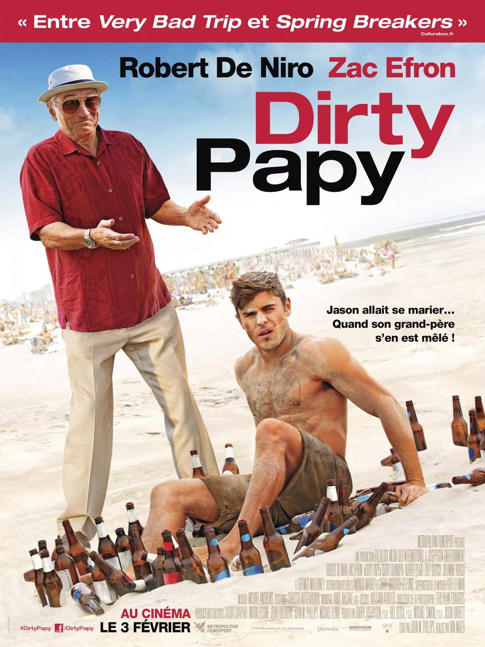 Dirty Grandpa Cda