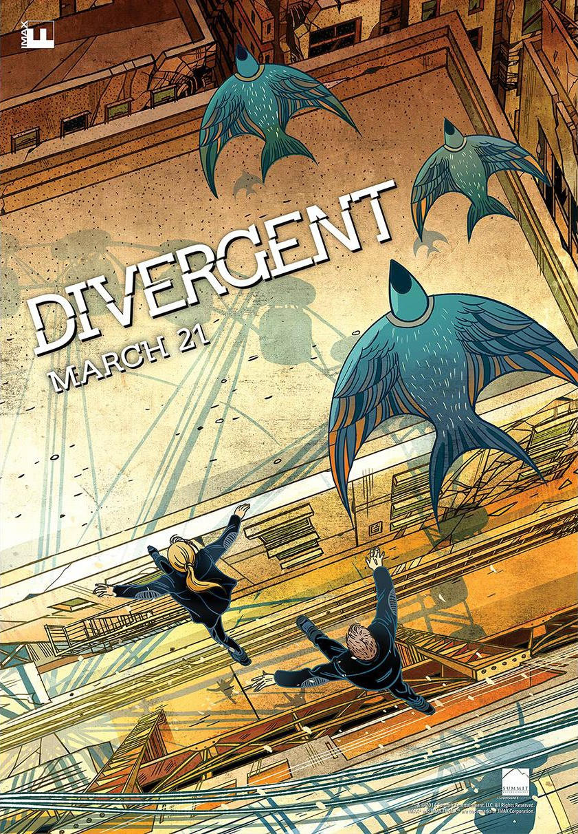Divergent movie release date in Melbourne