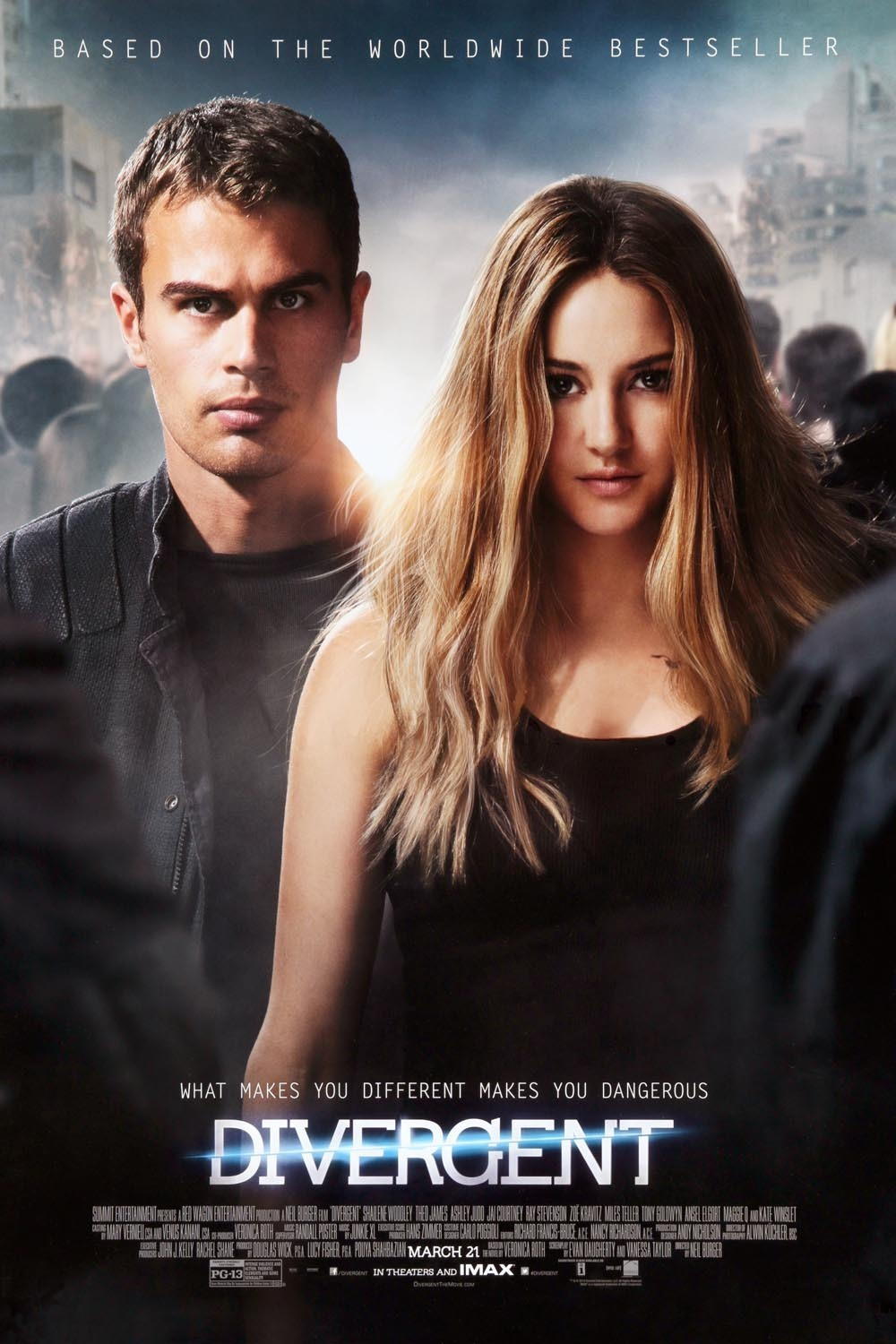 divergent four movie poster - photo #19