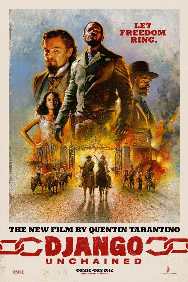 Django Unchained DVD Release Date | Redbox, Netflix ...  Django Unchaine...