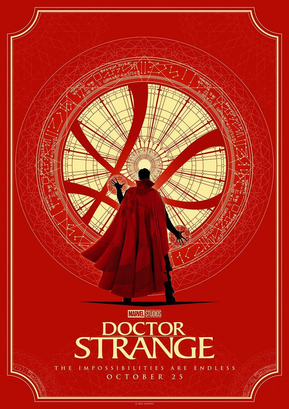 Doctor strange release date