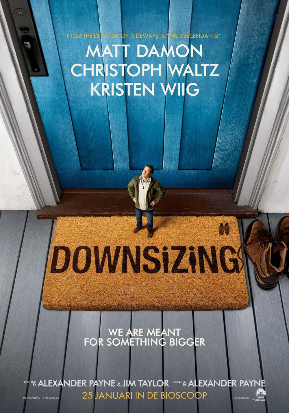 Downsizing Netflix