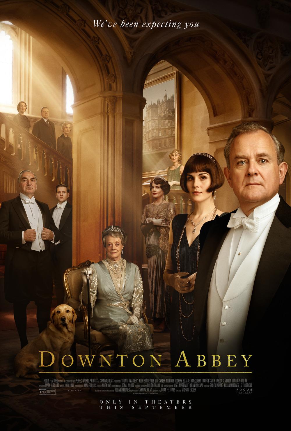 Elokuva Downton Abbey