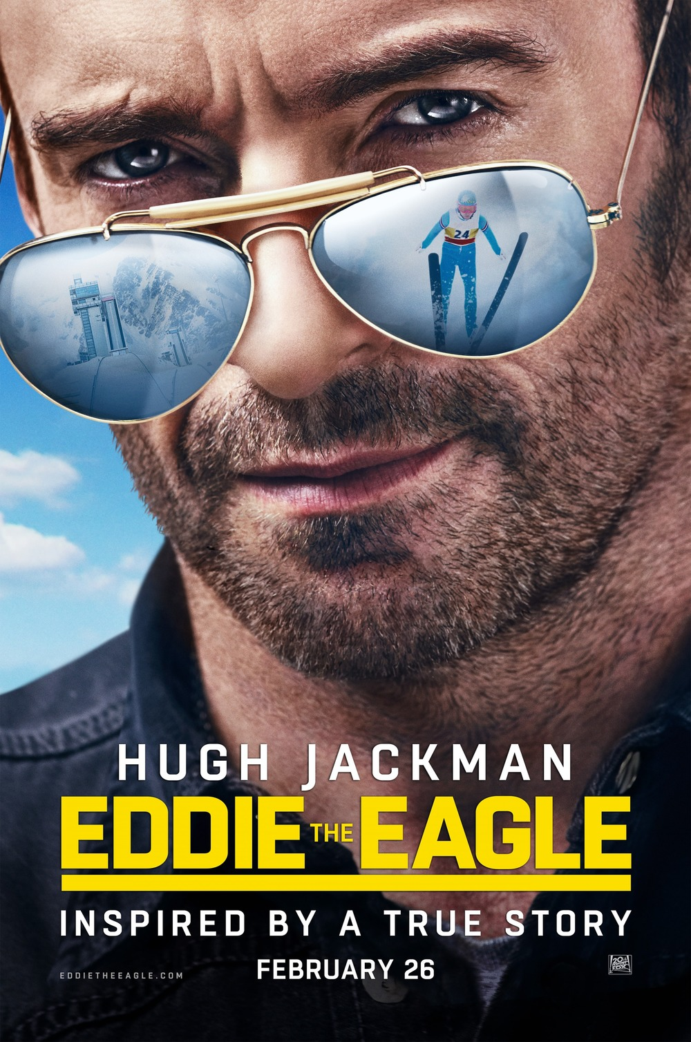 Eddie The Eagle Netflix