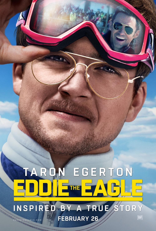Eddy The Eagle Film