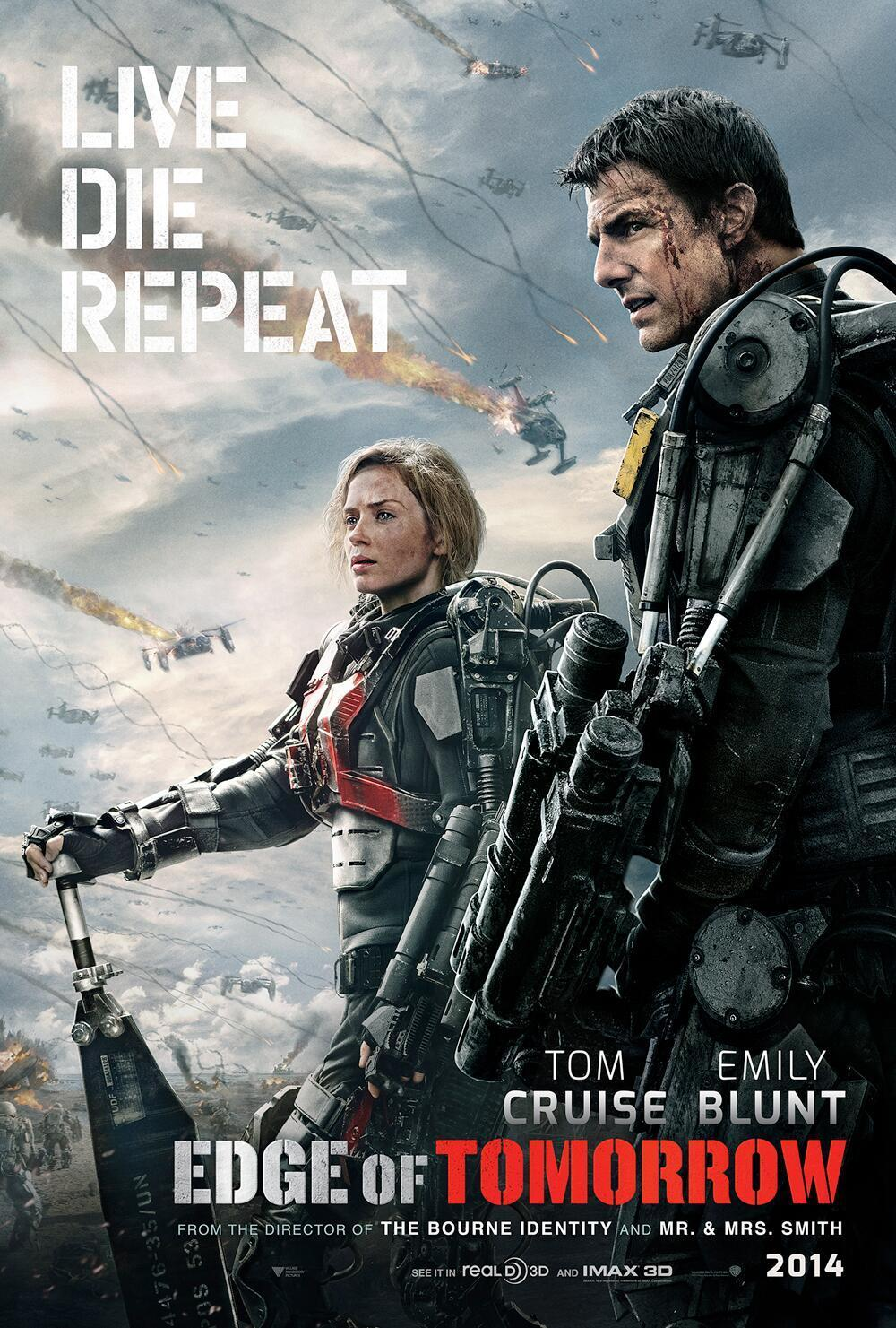 Edge Of Tomorrow Dvd Release Date Redbox Netflix