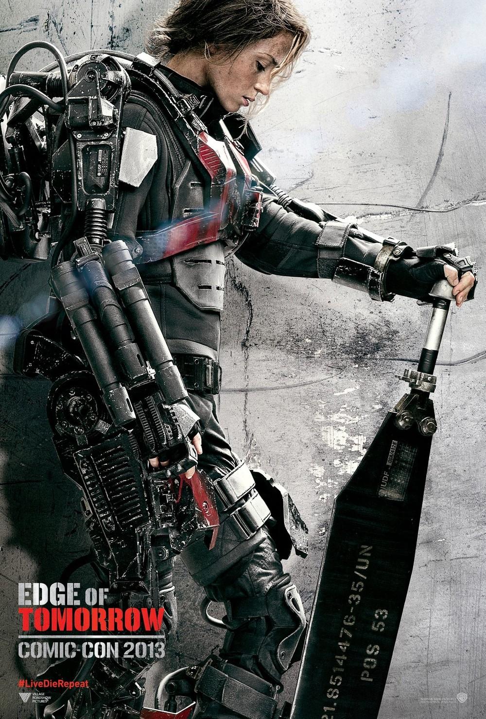 Edge Of Tomorrow Stream Movie4k
