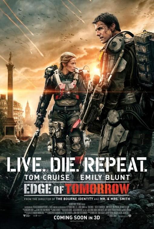 Edge Of Tomorrow Dvd Release Date Redbox Netflix Itunes Amazon