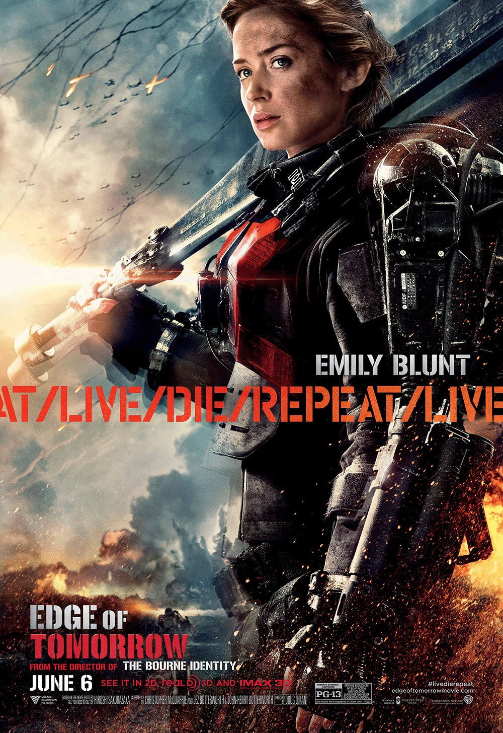 Tomorrow With A Smile Knock Off: Edge Of Tomorrow DVD Release Date