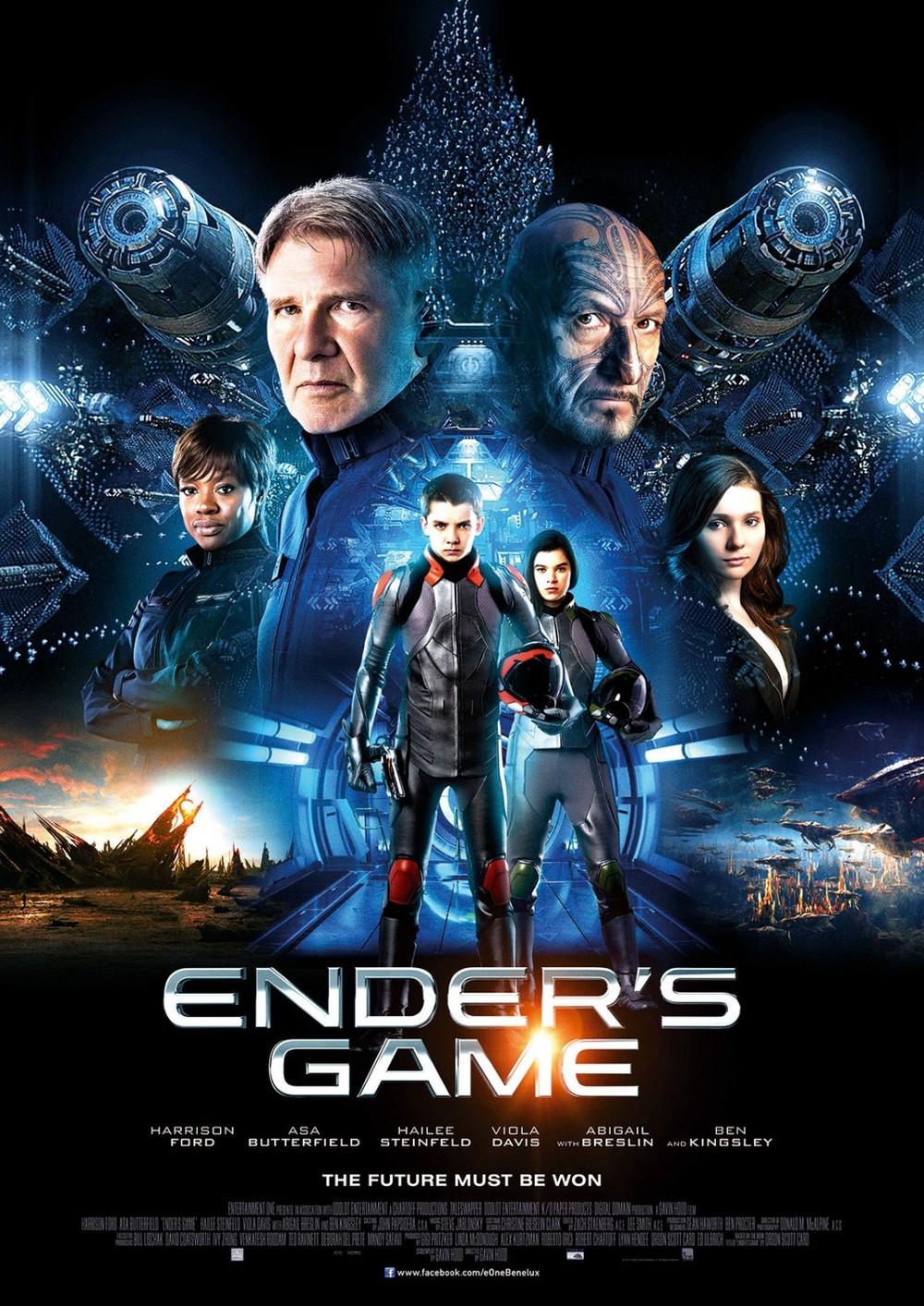 EnderS Game Netflix