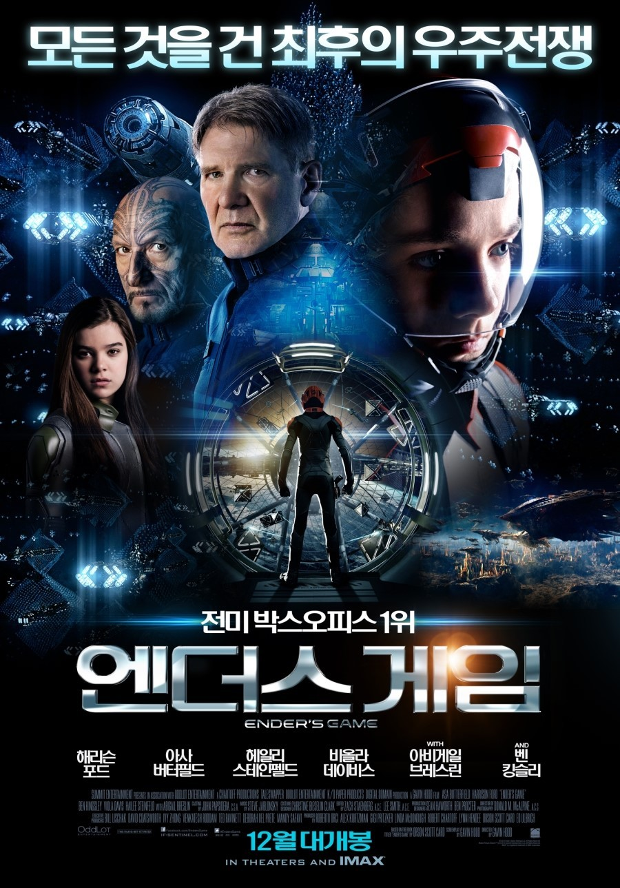 enders game book vs movie Ender's game: the book vs the movie  one event in the book ender's game, by orson scott card, reminds me of an event that took place in our nation's history.