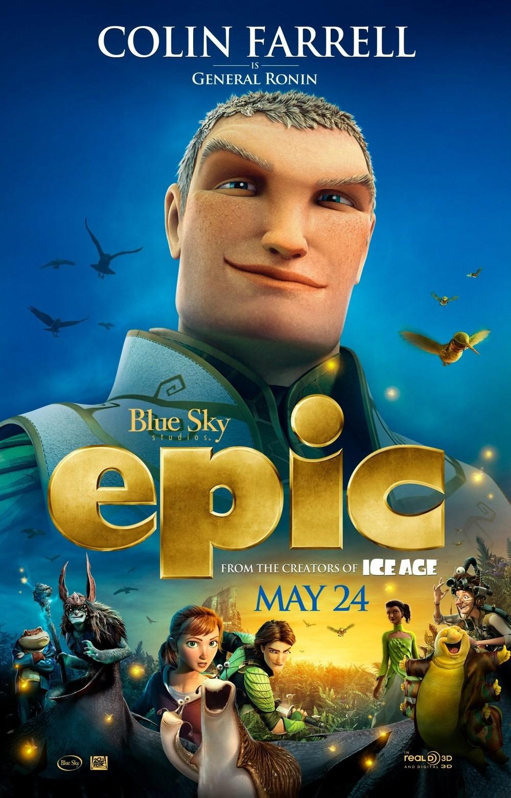 Epic DVD Release Date Redbox Netflix ITunes Amazon